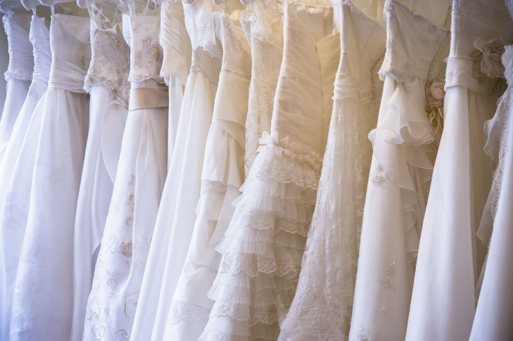 Wedding Dress Cleaning Dry Cleaning And Pressing